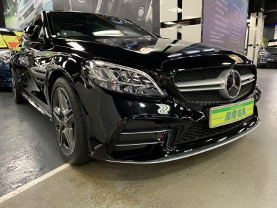 *MERCEDES-BENZ C43 FACELIFT AMG EDITION全新版